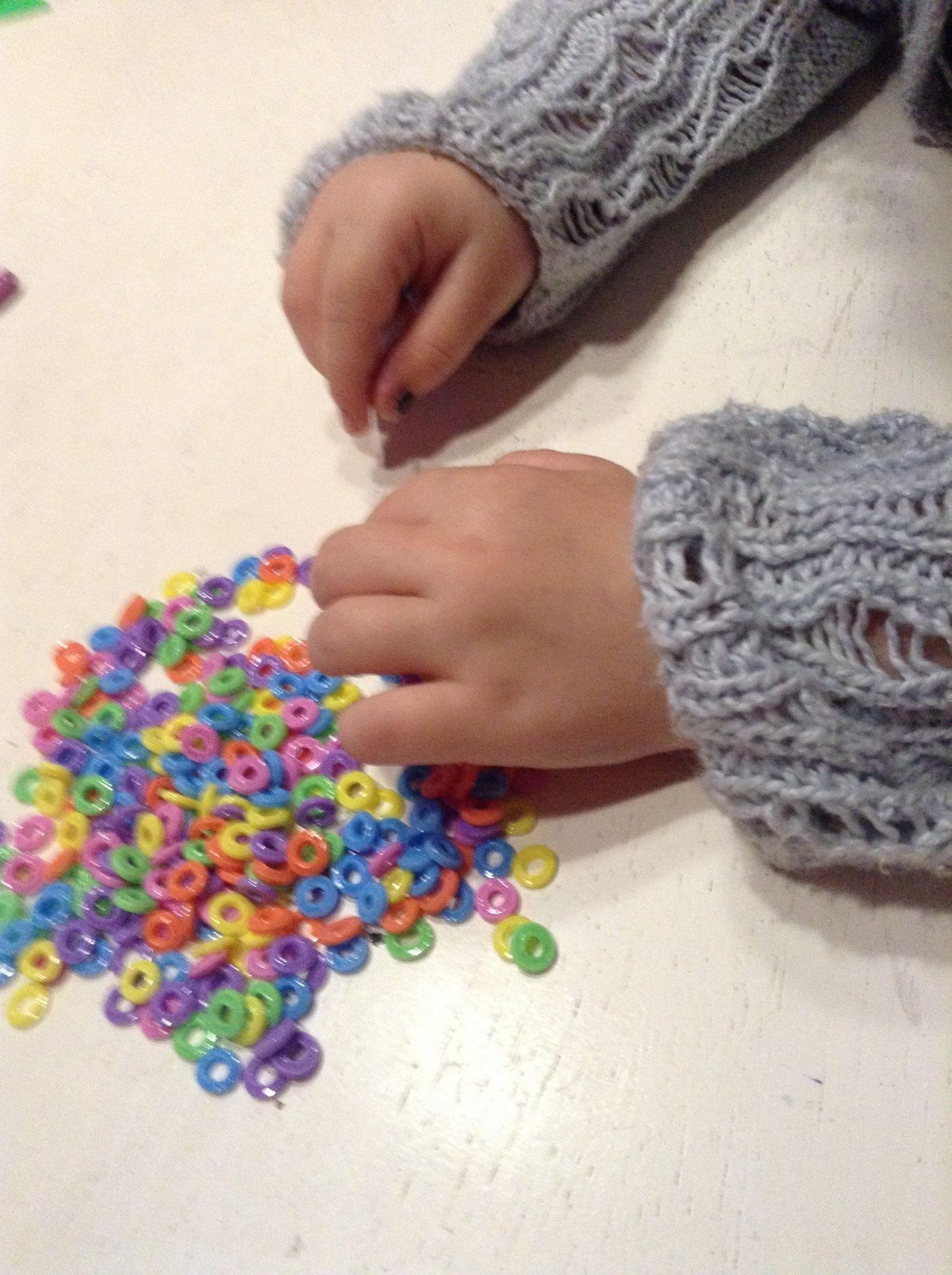 Hjemmelavet Nøglering Af Smeltede Perler Kreativjuldk