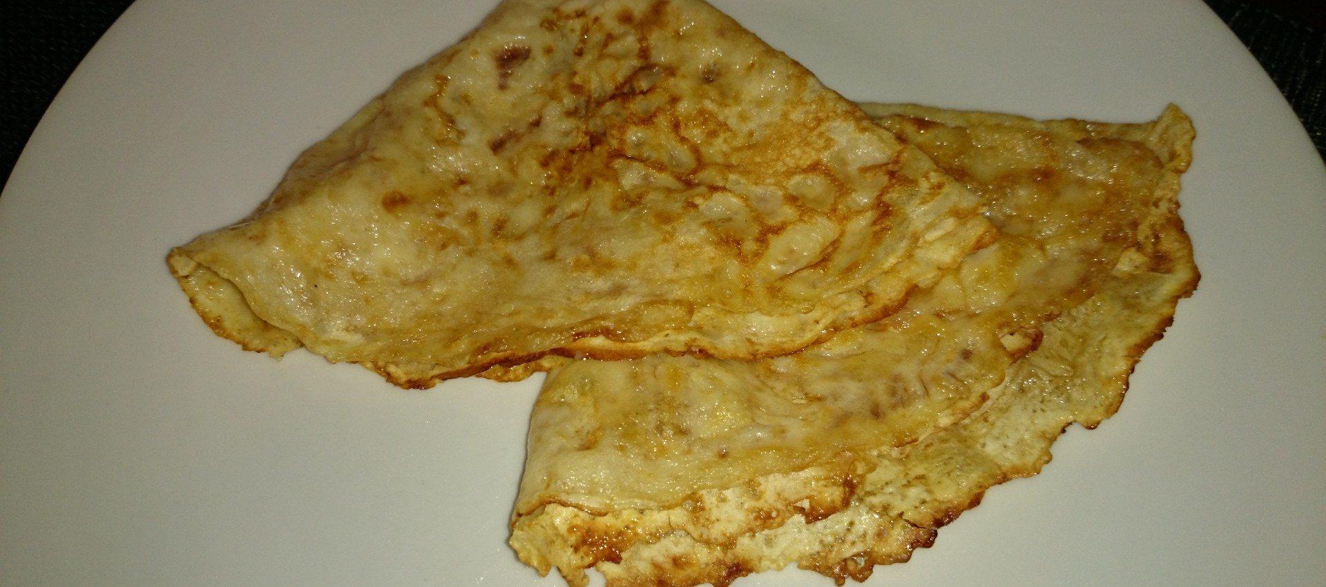 Karamelliserede Pandekager