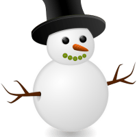 Julesjov snemand